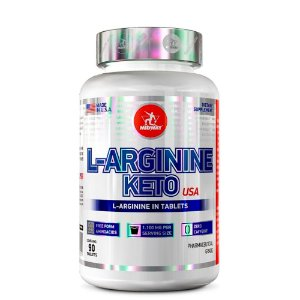 Arginina L-Arginine Keto 90 tabletes Midway