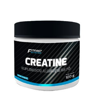 Creatine Monohidratada 100g Fit Fast