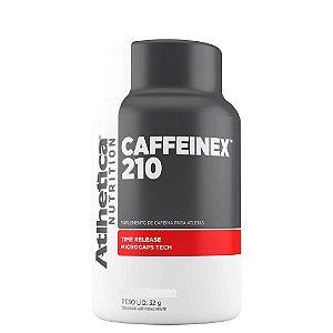 Termogênico Caffeinex 210mg 60 Caps Atlhetica