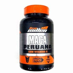 Maca Peruana com vitamina C 60 caps new Millen