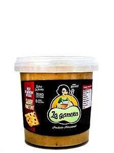 Pasta de Amendoim 1kg La Ganexa - Sabores