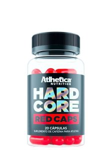 Hardcore Red 20caps Atlhetica