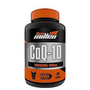 Coezima Coq-10 60caps New Millen