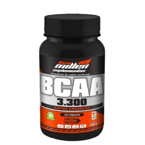 Bcaa 3.300 Com vitamina B6 120 Tabletes New Millen