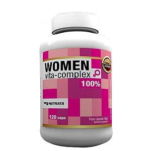 Para Mulheres Women Vita-Complex 120caps Nutrata