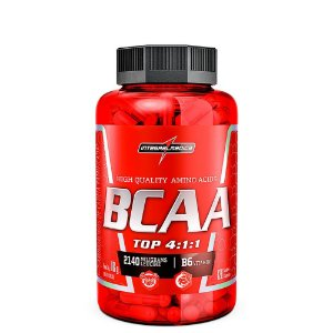 Bcaa Top 4:1:1 - 120 Caps Integralmedica