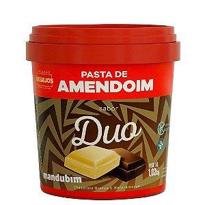 Pasta de Amendoim Duo 1,02Kg Mandubim