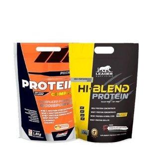 Combo Protein Complex 1,8Kg + Hi Blend Protein 1,8kg