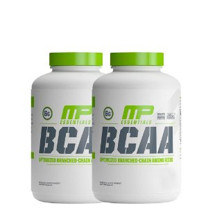 Kit 2 Bcaa 240 caps Musclepharm