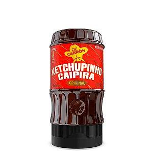 Ketchupinho Caipira Original 200g De Cabron