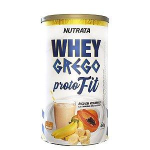 Whey Grego ProtoFit 450g Nutrata