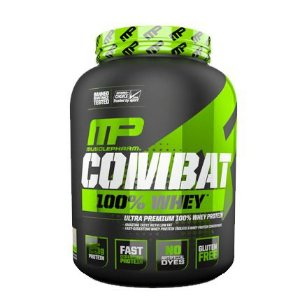 Combat 100% Whey 1,8Kg Muscle Pharm