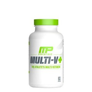 Multi-V+ 60Caps MusclePharm