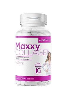 Maxxy Collagen 120Caps Global Suplementos