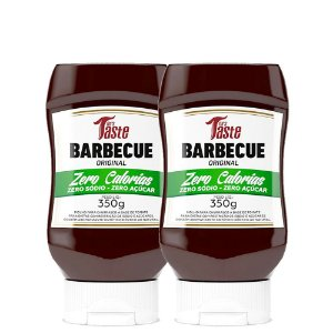 Kit 2 Molho Barbecue 350g Mrs Taste