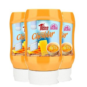 Kit 3 Creme Cheddar 235g Mrs Taste