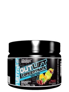 Pré Treino Outlift Concentrate 118g Nutrex