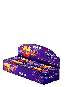 Uau! Protein Bar 45g (Caixa com 12 Unidades) Max Titanium