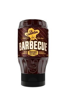 Molho Barbecue Mustard Old Gold 400g De Cábron