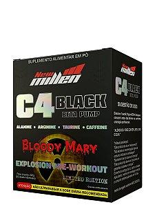 C4 Black Explosion (22 Sachê) New Millen