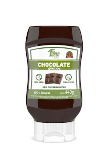Calda de Chocolate Green 280g Mrs Taste