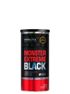 Monster Extreme Black (44 Packs) Probiótica