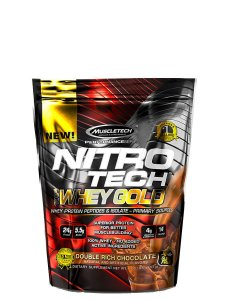 Whey Gold Nitro Tech 454g Muscletech