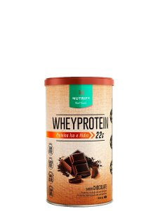Whey Protein 450g Nutrify