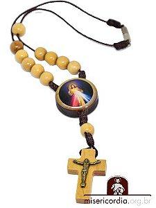 DEZENA MARFIM JESUS MISERICORDIOSO E SÃO CRISTOVÃO