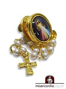 BOTON DEZENA JESUS MISERICORDIOSO