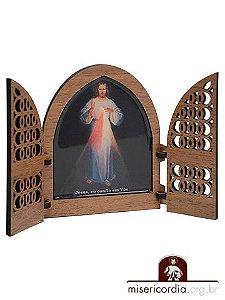 CAPELINHA PEREGRINA DE JESUS MISERICORDIOSO