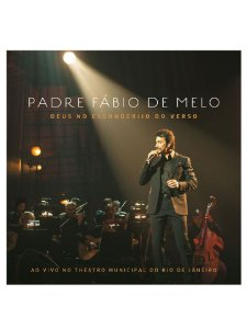 CD DEUS NO ESCONDERIJO DO VERSO AO VIVO- PE FABIO DE MELO