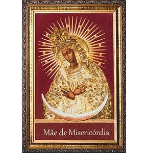 QUADRO MÃE DE MISERICÓRDIA RESINADO