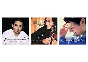 KIT THIAGO BRADO - 3 CDS