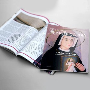 Revista Divina Misericórdia - Assinatura Anual (6 Edições Impressas)