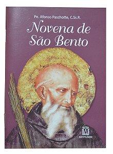 NOVENA DE SÃO BENTO