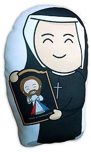 Almofada Santa Faustina
