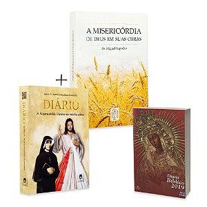 Diário (capa simples) + Obras = Agenda diário bíblico