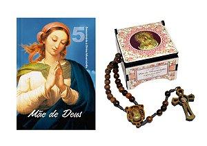 Devocionário Mãe e Terço Mãe da Misericórdia