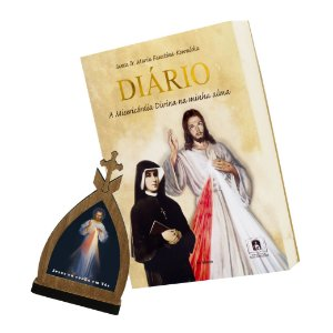 Diário de Santa Faustina - A Misericórdia Divina na Minha Alma + Capelinha