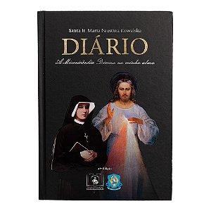 Livro Diário De Santa Faustina (Capa Dura)