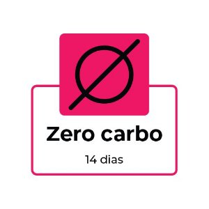 ZERO CARBO - 14 DIAS