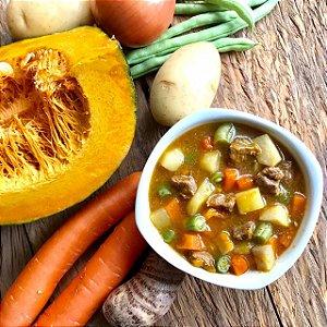 Sopa de Legumes com Picadinho de Carne - 400g