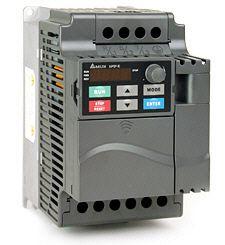 inversor 5,0cv Trifásico 380Vca 3,7kW Vetorial DELTA VFD037E43A