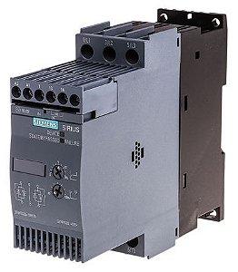 Soft Starter 25A 5CV/220Vca 3RW3026-1BB14 SIEMENS