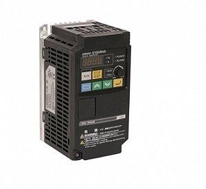 inversor 10cv/trif/380Vca/16A/7,5kW/escalar  3G3JX-A4075