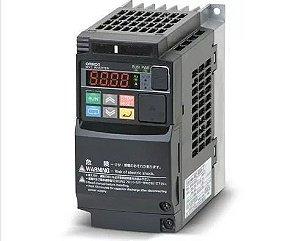 inversor 2,0cv/trif/220Vca/8A/1,5kW/vetorial  3G3MX2-A2015-V1