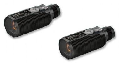 sensor fotoelétrico/ DS:20m/ barreira / PNP/ conector M12  E3FA-TP21