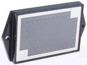 refletor omron/dimensões: 63,6 x 44 x 8,5 mm  E39-RP1