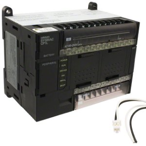 controlador lógico programável, CPU 18 entradas / 12 saídas digitais, AC.  CP1L-M30DR-A